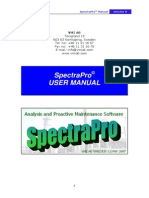 SPectraPro Manual ENG VER D-Mar 2011