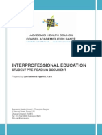 AHC Student Pre-reading Document_EN
