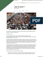 """São Paulo, """"cidade de trilhos""""_ _ Blog coletivo Outras Palavras"""