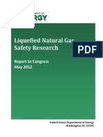 DOE LNG Safety Research Report to Congress