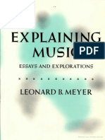 MEYER, Leonard B. - Explaining Music - Essays and explorations.pdf
