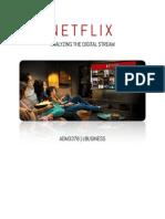 netflix case study harvard