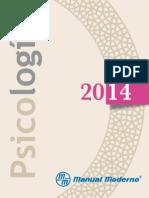 Manual Moderno 2014 Libros
