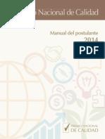 Manual Del Postulante PNC 2014