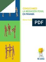 Mediacion Penal en Panama Acpj
