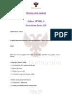 TECNICAS_CULINARIAS
