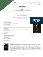 Rudolf Steiner - Evanghelia Dupa Matei GA 123