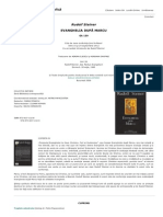Rudolf Steiner - Evanghelia Dupa Marcu GA 139