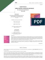 Rudolf Steiner - Indrumari Pentru o Educatie Esoterica GA 42