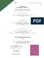 Rudolf Steiner - Marie Steiner-Von Sivers Arta Recitarii Si