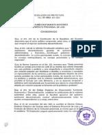 RESOLUCION RP-RBM-013-2014