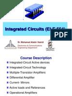 ELE564 Lecture 1