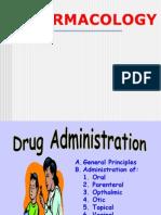 Pharmacology slides