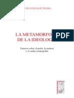 González Seara, La metamorfosis de la ideologia
