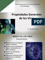 Origen de Los Virus