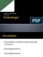 Aula Embriologia