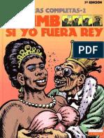 Robert Crumb 02 - Si Yo Fuera Rey.howtoarsenio.blogspot.co