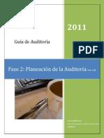GUIA DE AUDITORIA -PLANEACIÓN VER 1.01