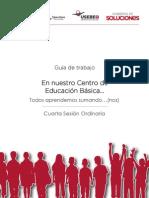 Guía_trabajo_4a_sesión_ordinaria_CEB_CTE_31Ene14