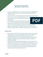 Topline Findings from the 2014 Handwashing Behavior Change Think Tank