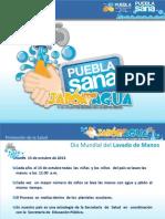 Día Mundial de Lavado de Manos