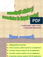Invest Clinice Si Paraclinice in Sarcina