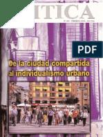 Ciudad y Salud Rev Critica