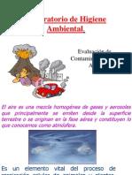 Contaminantes en El Aire ING