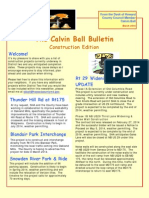 Construction Newsletter March 2014