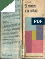 Benedict R El Hombre y La Cultura CEAL 1971
