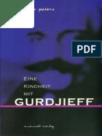 Kindheit mit Gurdjieff