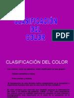Clase 2 Unidad II Clasificaci n Del Color