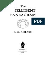 Anthony Blake - Intelligent Enneagram