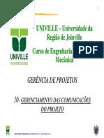 ETP-GP-10 - COMUNICAÇÕES