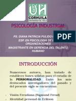 SESION 2 TEORÍAS DE LA PERSONALIDAD
