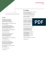 Michael Harich.de - Lyrics - Pure