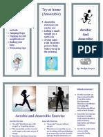 Brochure Health - excerises
