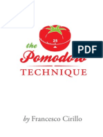 The Pommodore Technique