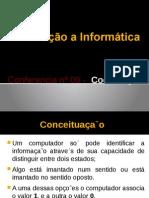 Conferência nº 09 - Codificação