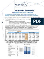 Process Analysis Accelerator