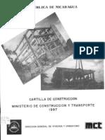 Cartilla de La Construccion 1997