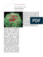 Immunotherapy for HIV Infection