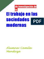 Trabajo de investigación de Geografía (Autoguardado)