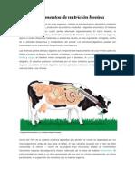 Fundamentos de nutrición bovina (editado)