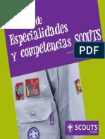 Guía de Especialidades y Competencias
