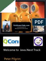 Enterprise Java FX for the Web Platform