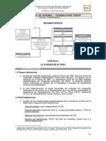 P-1 Plan Nacional de Vivienda