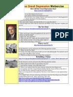 edsc 304 the great depression webercise