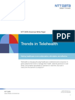 Trends in Telehealth White Paper