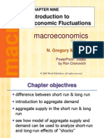 Chap.09.Intro to Economic Fluctuations. GM